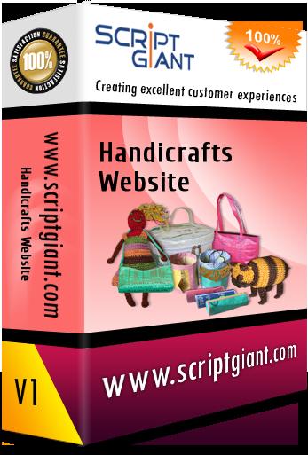 Handicraft Website