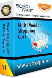 Multi Vendor shopping cart