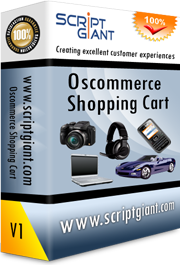 Oscommere Shopping Cart